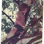 A tree climber in the making